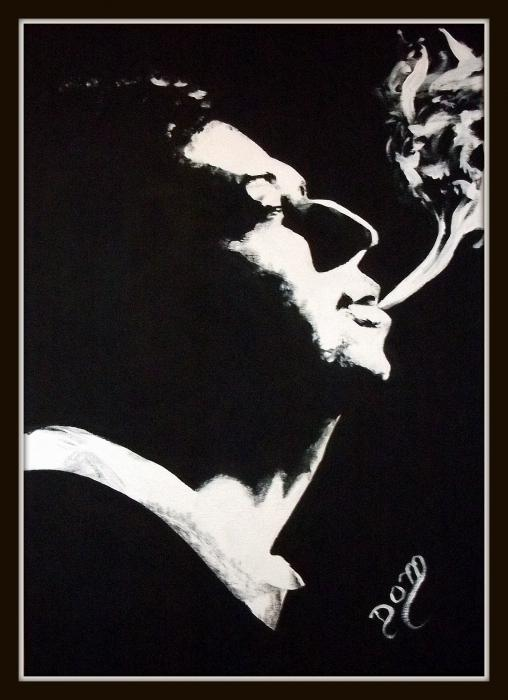 Serge Gainsbourg by domter